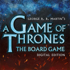 ‎A Game of Thrones: Board Game