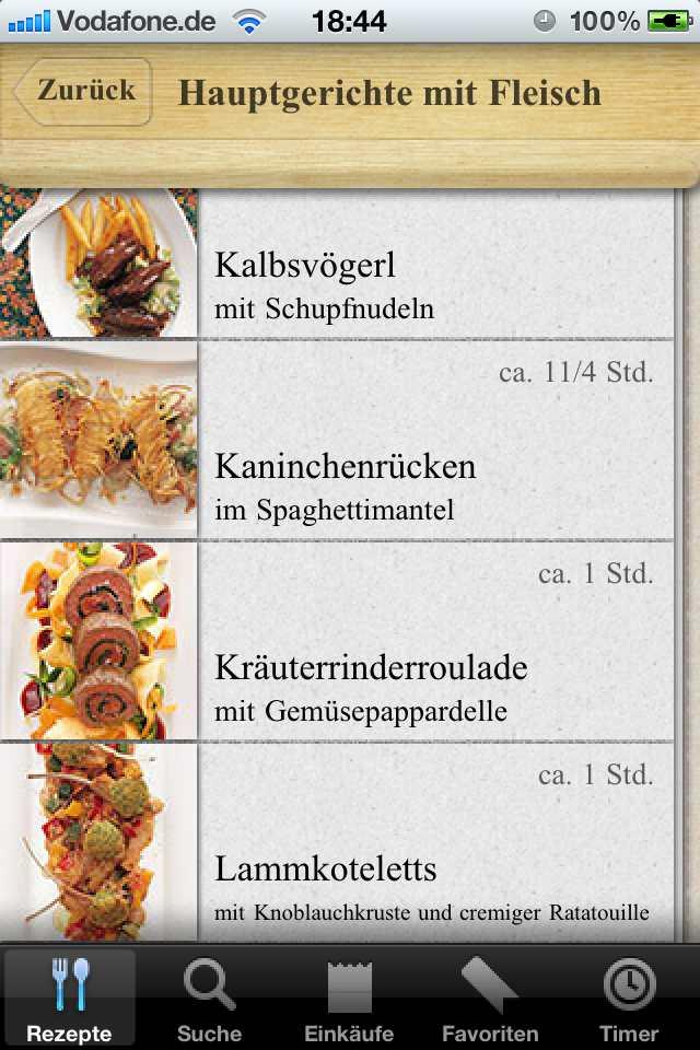 Ein Gaumenschmaus Johann Lafer Meine Besten Rezepte Appgefahrende