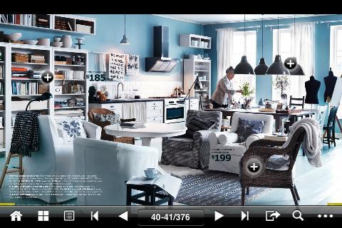 ikea aktualisiert app f r katalog 2012. Black Bedroom Furniture Sets. Home Design Ideas
