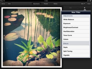 Luminance aus dem App Store