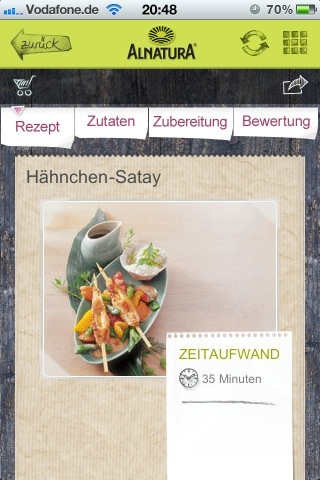 Alnatura App