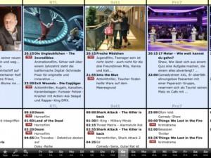 Digitales Tv Programm