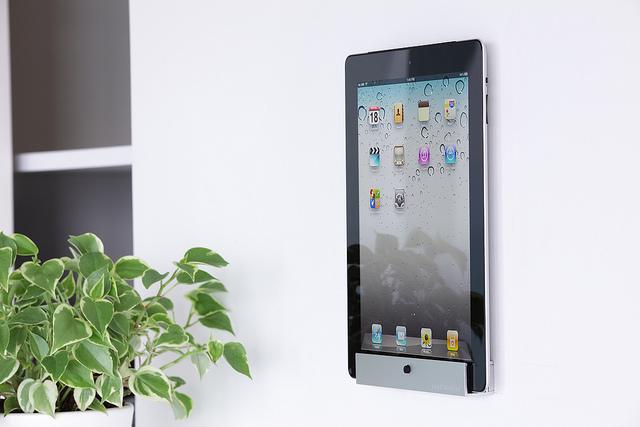 Horizon(t) in Sicht: Wandhalterung für das iPad - appgefahren.de