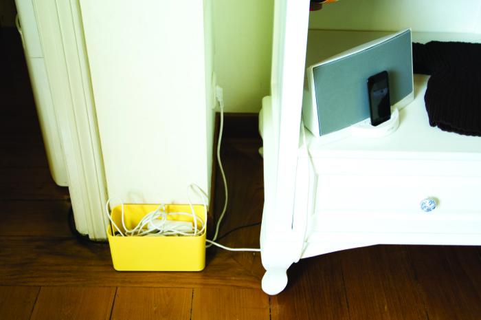 cablebox mini den kabelsalat verschwinden lassen. Black Bedroom Furniture Sets. Home Design Ideas