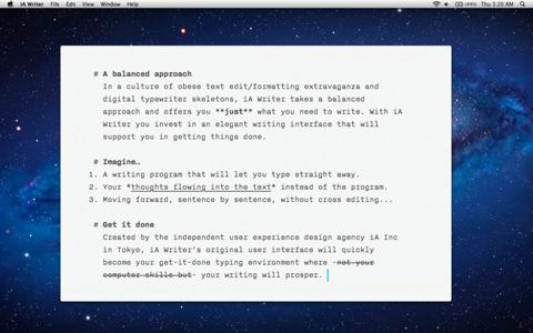 einfaches textprogramm