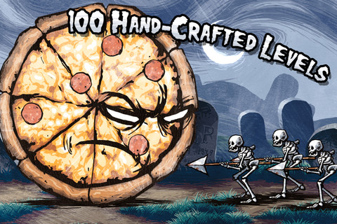 Pizza Vs. Skeletons