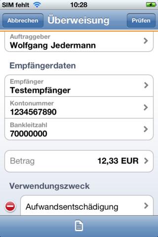 Kostenlose single app test