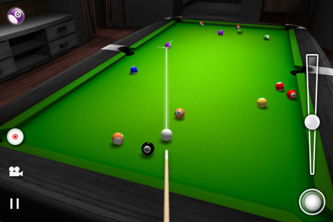 Real Pool Billard