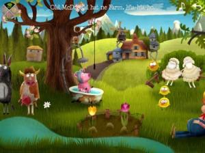 Kleiner Fuchs Kinderlieder bietet drei Songs