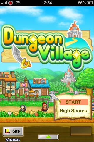 Dungeon Village 4