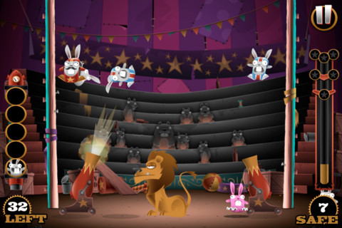 Stunt Bunnies Circus
