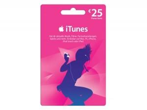 iTunes 25