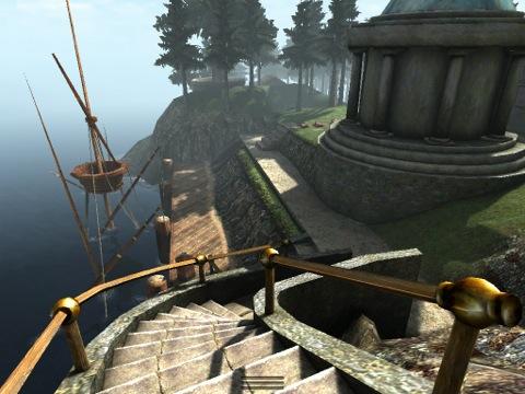 realMyst: Der Klassiker der First-Person-Adventures nun auch auf dem
