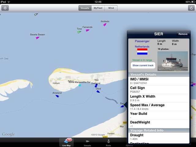 MarineTraffic 3