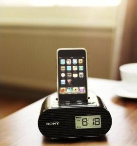Sony Radiowecker