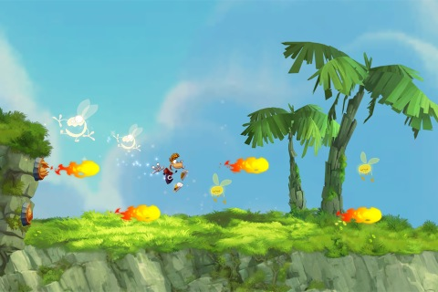Rayman Jungle Run 3