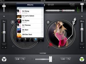 DJ-App für das iPad