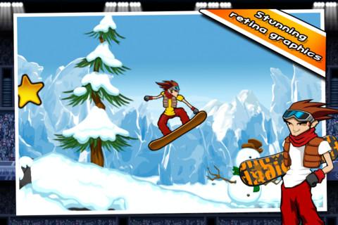 iStunt 2 Snowboard