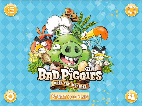 Bad Piggies Recipes