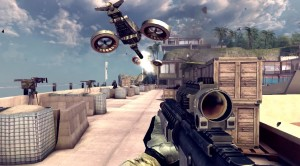 Gamelofts Shooter für iPhone und iPad