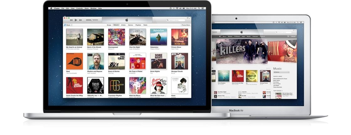 iTunes Apple