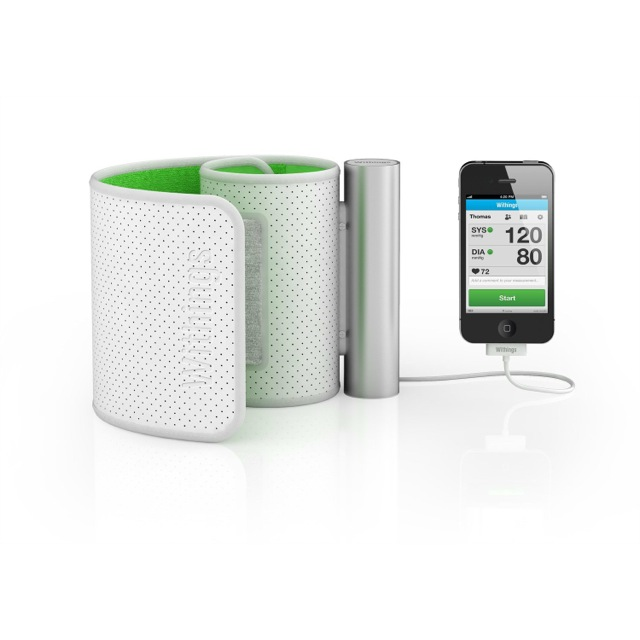 3 Withings Blutdruck