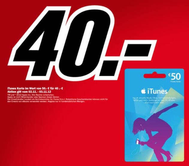 MM Angebot iTunes