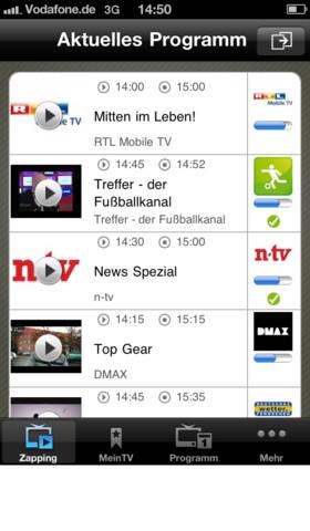 Vodafone Fernsehen