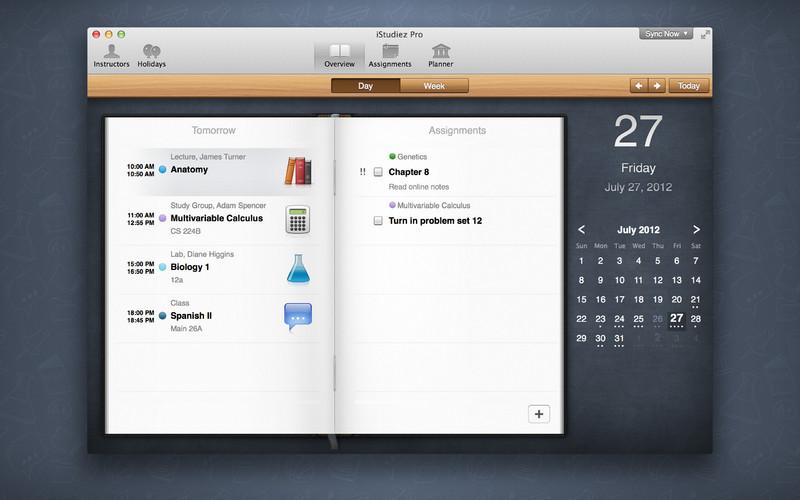 iStudiez Pro Mac