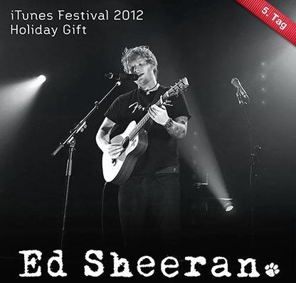 12 Tage Ed Sheeran
