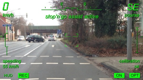 Augmented Driving 3