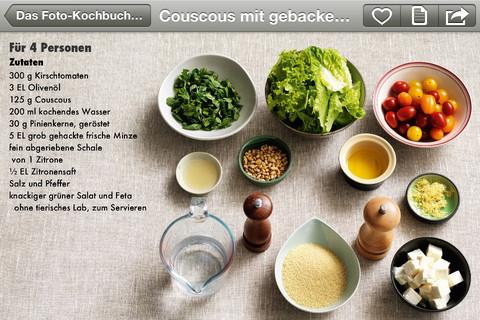 Das Foto-Kochbuch vegetarisch