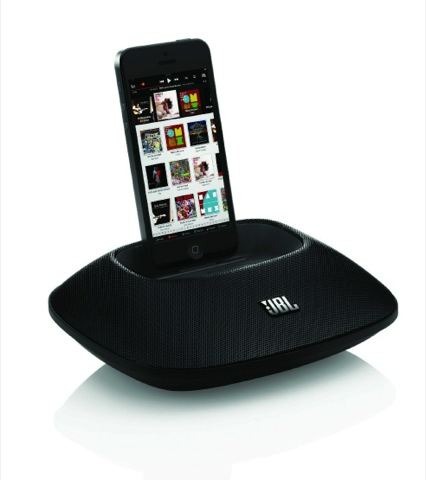 JBL OnBeat Micro iPhone 5