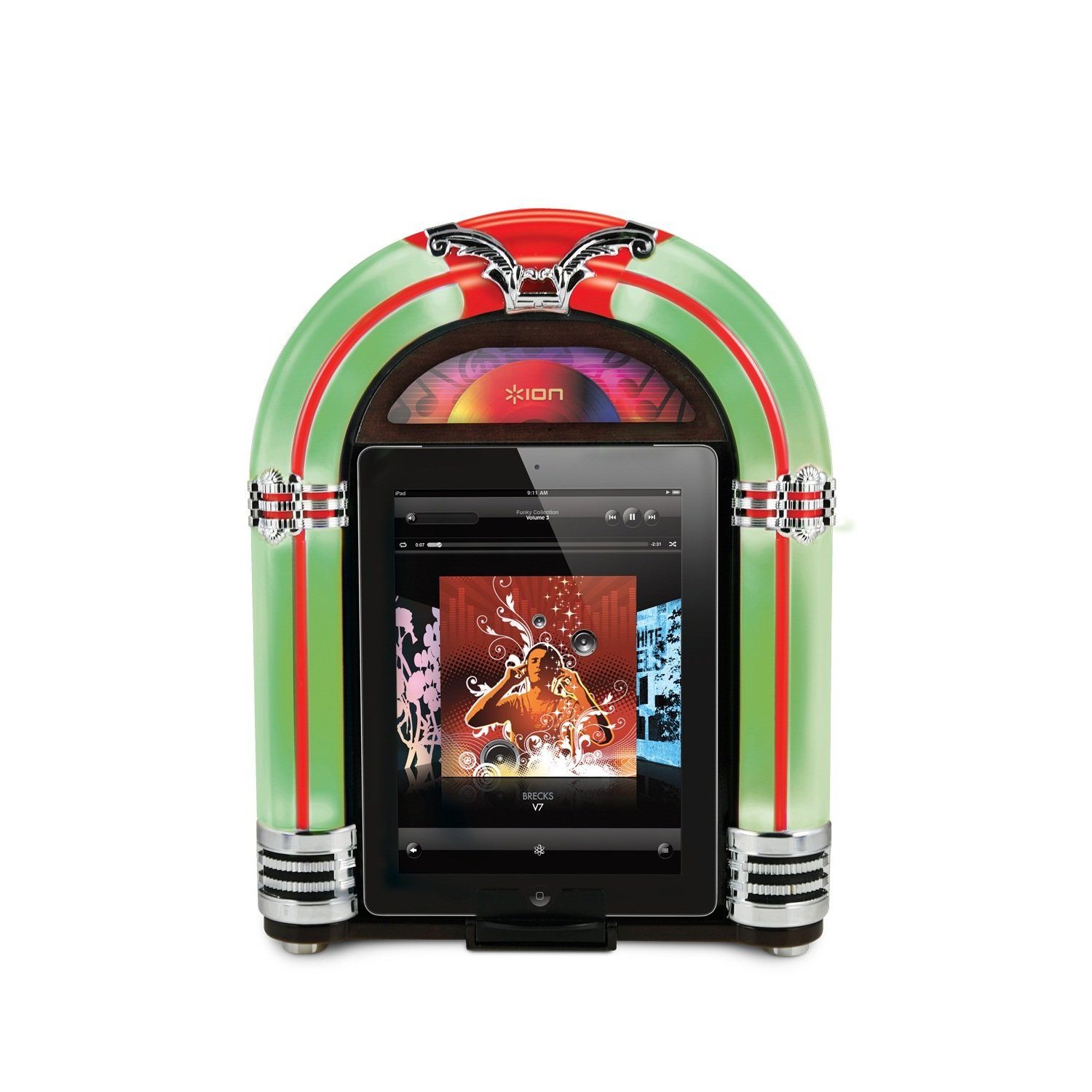 Jukebox Dock