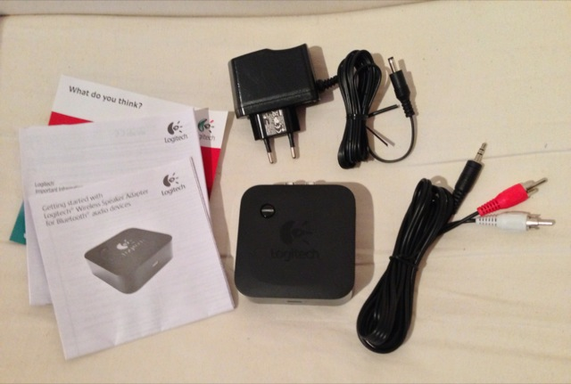 Logitech Wireless Adapter 1