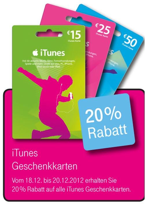 Telekom iTunes