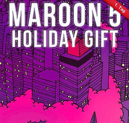 iTunes Geschenke Maroon 5
