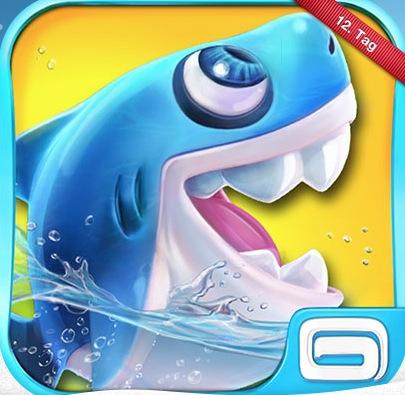 12 Tage Geschenke Shark Dash