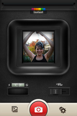 4 Instant Polaroid
