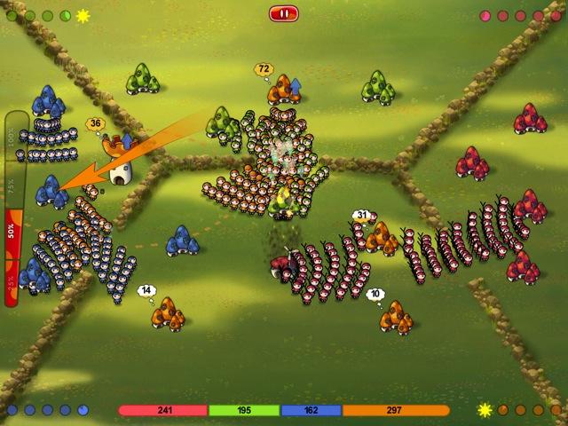 Mushroom Wars 3