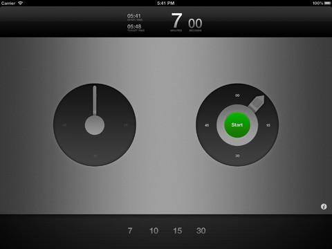 Pronto Timer-App