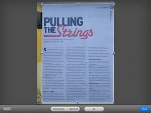 Scanner Pro für iPhone und iPad