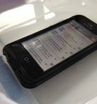 Wasserdichte Hülle für das iPhone 5