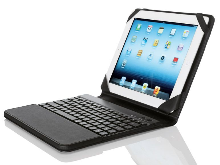 Silvercrest iPad Tastatur