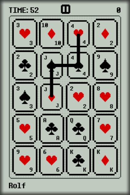 Tower Poker iPhone Spiel