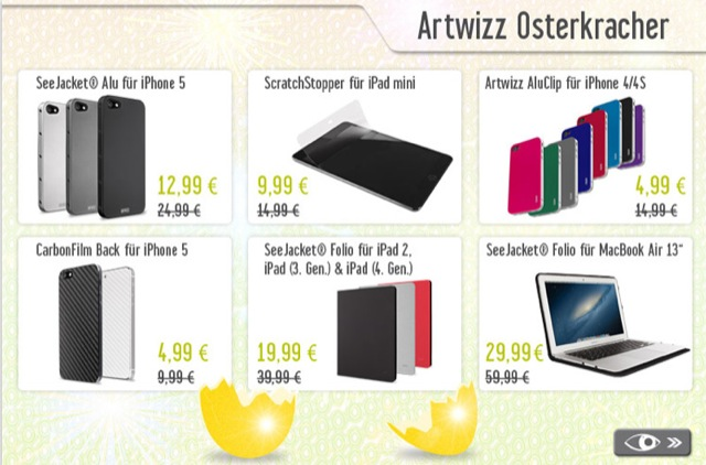 Artwizz Ostersale