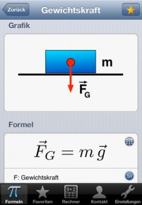 Formelsammlung Physik