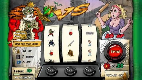 Slot-Machine Rollenspiel