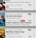 Film-Sammung mit iPhone und iPad verwalten