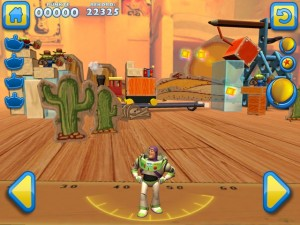 "Casual-Spiel ""Toy Story: Smash It!"""